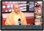 """By the eyes"": HH Radhanath Swami"